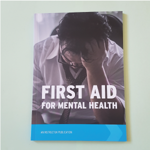 First Aid For Mental Health Book