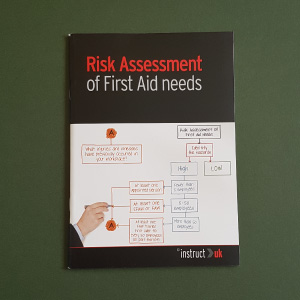 Risk Assessment of First Aid Needs Book