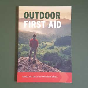 Outdoor First Aid Book