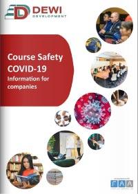 COVID-19 Course Safety - Information for Businesses